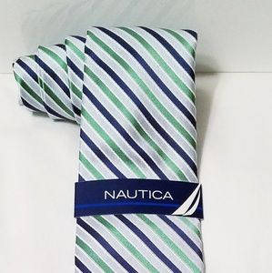 NWT Men's Nautica Neck Tie - Never Worn